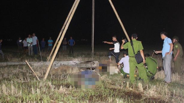 Mâu thuẫn vụ 4 người bị điện giật tử vong