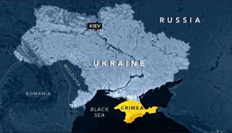 Nghị quyết về biển Azov, EU muốn giúp Ukraine giành lại Crimea?