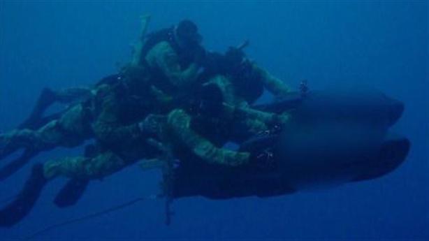 Nhiệm vụ đặc biệt của tàu ngầm MK11 SWCS