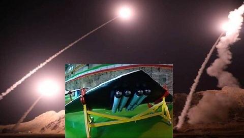 Iran tập trung sát thủ UVA, chuẩn bị đóng cửa eo Hormuz