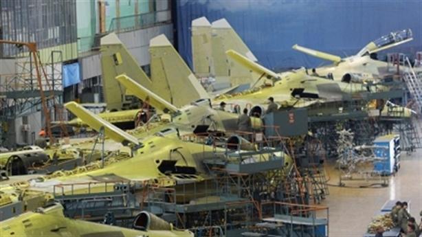 Đếm số chiến cơ Mỹ Nga Trung trang bị thêm năm qua