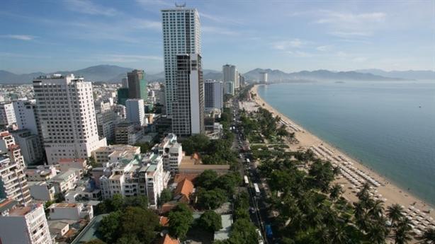 Nha Trang kiến nghị tạm ngừng cấp phép dự án cao tầng