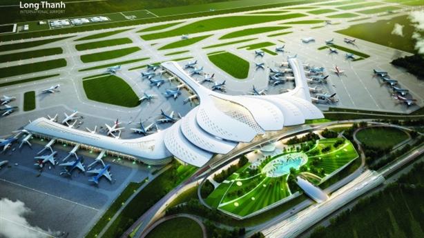 Chi phí thu hồi đất, tái định cư sân bay Long Thành