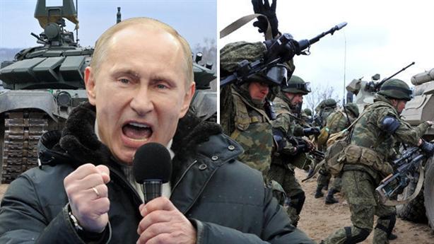 Nga thành lập đơn vị đặc biệt tại Crimea