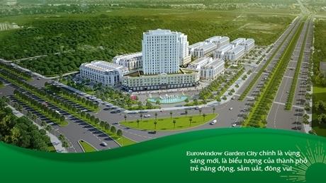 Eurowindow Garden City kiến tạo KĐT đáng sống ở Thanh Hóa