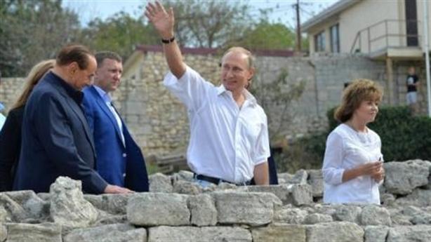 'Đến lúc phương Tây phải công nhận Crimea là của Nga'