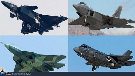 Ngạo nghễ trước J-20, F-22/F-35 vẫn cúi đầu trước Su-57