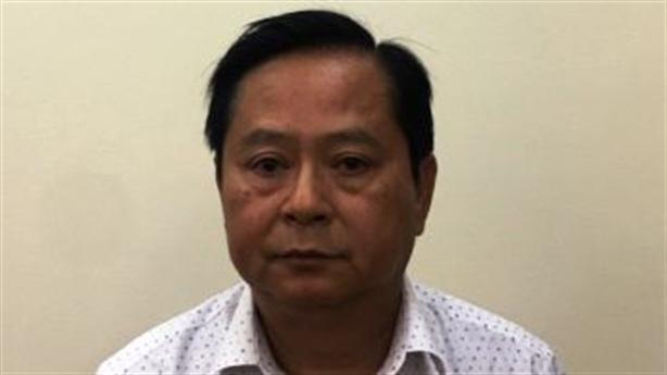 Khởi tố nguyên Phó Chủ tịch UBND TP.HCM Nguyễn Hữu Tín