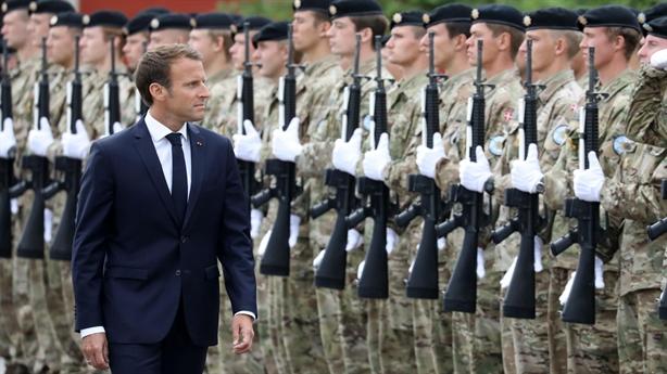 Lập quân đội riêng EU: Ông Trump muốn EU trả thêm tiền