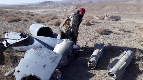 Taliban dùng tên lửa Mỹ diệt gọn MQ-9