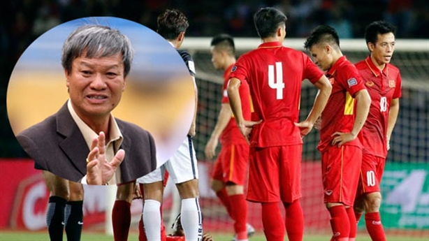 Ông Hải lơ bất nhất quan điểm về tuyển Việt Nam