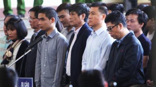 Phan Văn Vĩnh khai nhầm thời gian bị bắt, năm sinh con