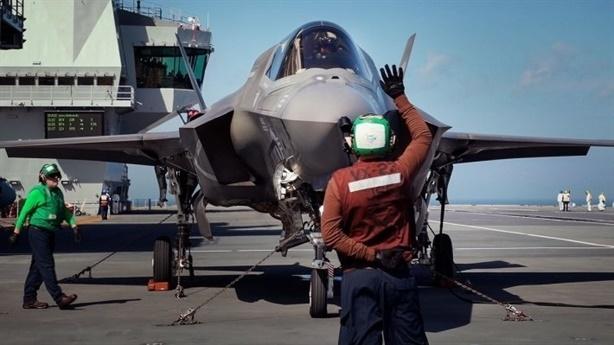 F-35 là nguồn gốc hiềm khích giữa Anh và Mỹ?
