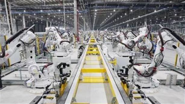 VinFast-Sản xuất ô tô quy mô hoàn thiện đầu tiên của VN