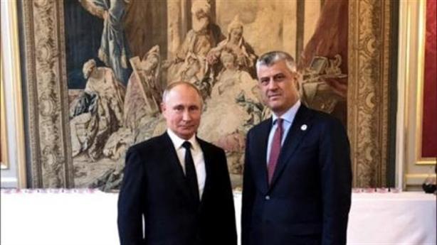 Ủng hộ Thoả thuận hoà bình Kosovo-Serbia, cờ Putin quá hiểm!