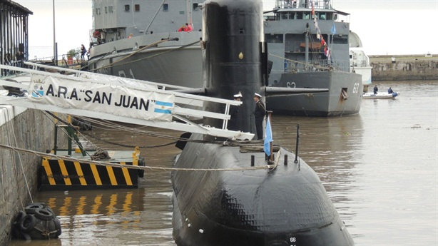 Argentina tìm thấy tàu ngầm San Juan