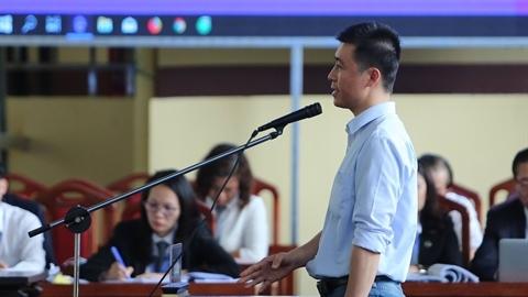 Lời khai bất ngờ của Phan Sào Nam