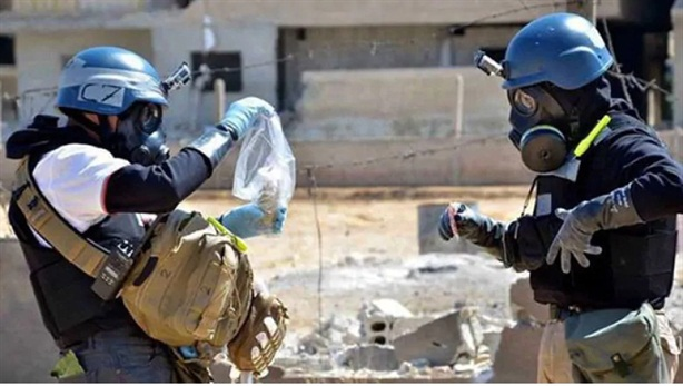 Nga chỉ trích các tổ chức quốc tế điều tra ở Syria