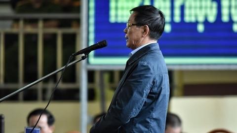 Ông Phan Văn Vĩnh khai bán cây tiền tỷ chơi đồng hồ