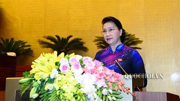 Chủ tịch Quốc hội: Bầu Chủ tịch nước là việc quan trọng