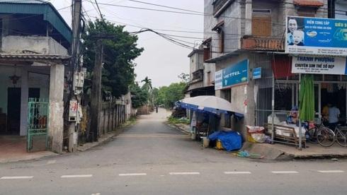 Nghi nổ súng kinh hoàng ở Vĩnh Phúc: Lời người dân