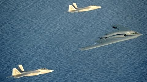 Mỹ công bố căn cứ B-21 và cảnh báo phòng không Nga