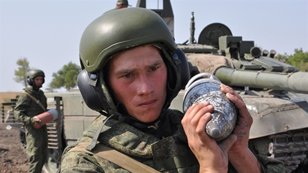 Tổng thống Putin tiết lộ lượng xe tăng