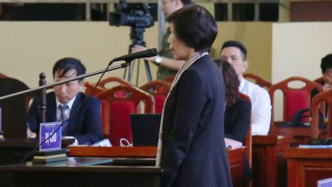 Giúp cháu rửa tiền,dì Phan Sào Nam bị đề nghị án treo
