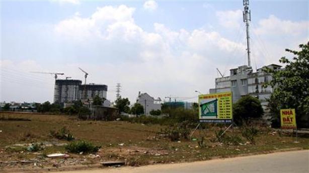 Báo cáo quy định 100% đất ở mới được làm dự án