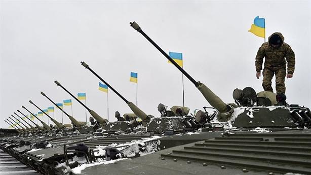 Anh sẽ mang thêm quân tới Đông Âu