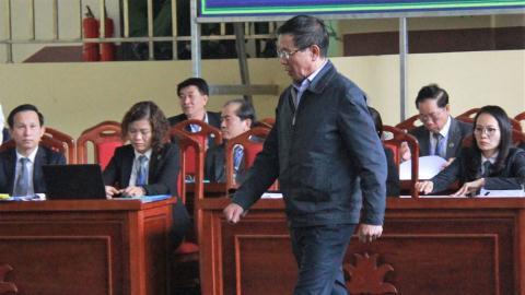 Ông Phan Văn Vĩnh xin giữ chút uy tín còn lại