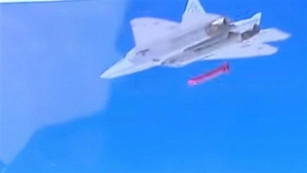 Su-57 đã phóng tên lửa Kinzhal tại Syria?