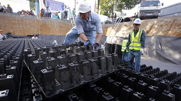 Đề xuất làm 7 hồ điều hòa chống ngập cho TP.HCM