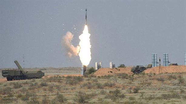 Dòng S-300 chuyển cho Syria diệt hàng loạt mục tiêu