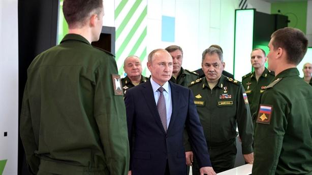 Vũ khí thông minh và chính xác, Nga là số một