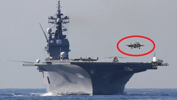 Điều gì khiến Trung Quốc lo ngại hơn 142 chiếc F-35 Nhật?
