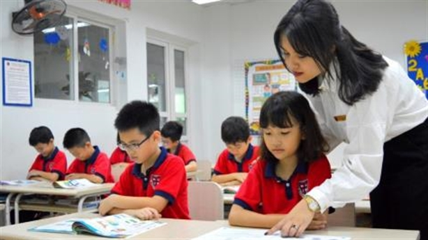 Giáo dục chuẩn quốc tế tại trường Tiểu học-THCS Pascal