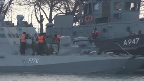 Su-30 bị tố nã tên lửa chống hạm vào tàu Ukraine