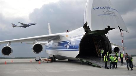 Phi đội Antonov Nga sớm 'nằm đất' vì thiếu Ukraine?