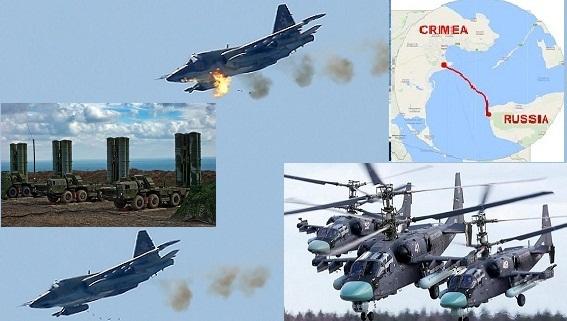 Nga động binh Crimea, răn đe những cái đầu nóng Ukraine, NATO