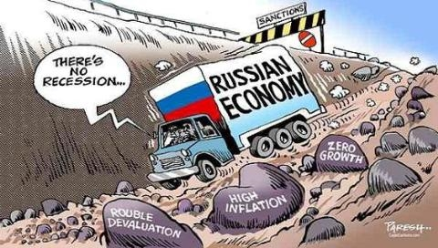 Nga: Bậc thầy về thu lợi từ khó khăn, thách thức