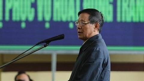 Phan Văn Vĩnh phải tiêm thuốc trợ tim để nghe tuyên án?