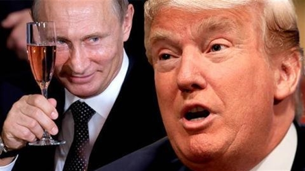 Ông Trump huỷ gặp ông Putin vì sóng gió biển Azov