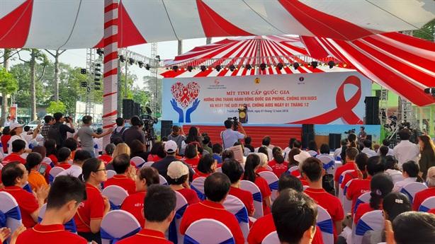 Tâm sự cộng đồng nhiễm HIV/AIDS: