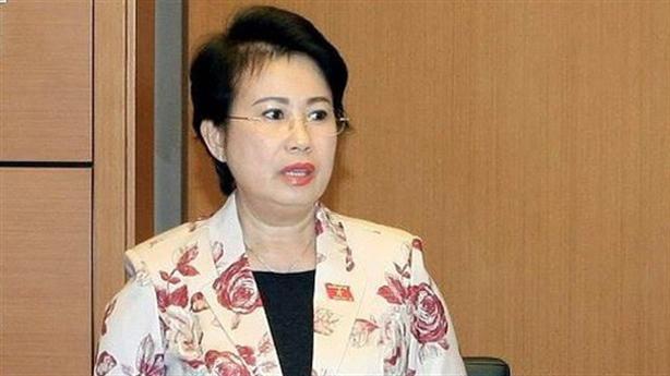 Bà Phan Thị Mỹ Thanh được phân công nhiệm vụ mới