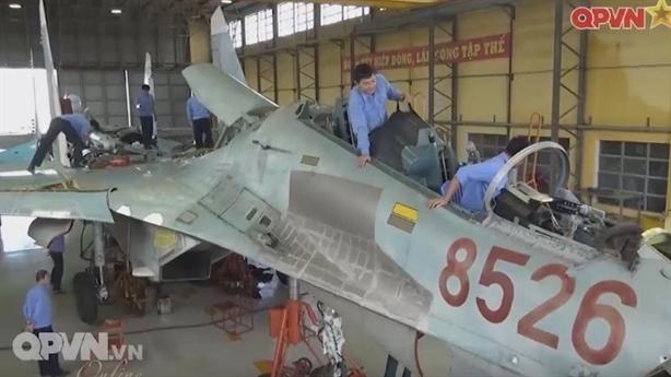 Việt Nam tự tăng niên hạn sử dụng cho Su-30MK2