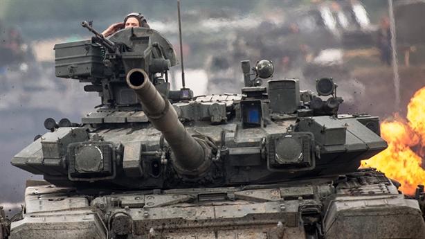 Thêm bằng chứng Nga điều xe tăng tới sát biên giới Ukraine