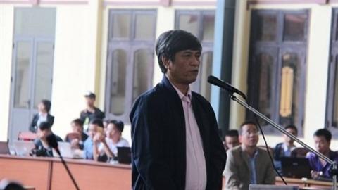 Luật sư không biết Nguyễn Thanh Hóa nộp đơn kháng cáo