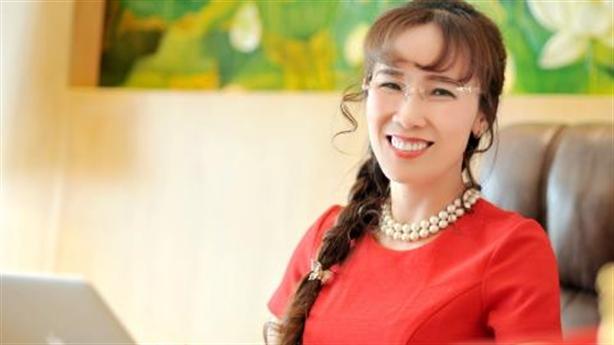 CEO Vietjet tiếp tục trong top phụ nữ quyền lực nhất TG