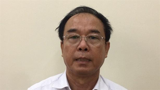 Bắt tạm giam nguyên Phó Chủ tịch TP.HCM Nguyễn Thành Tài